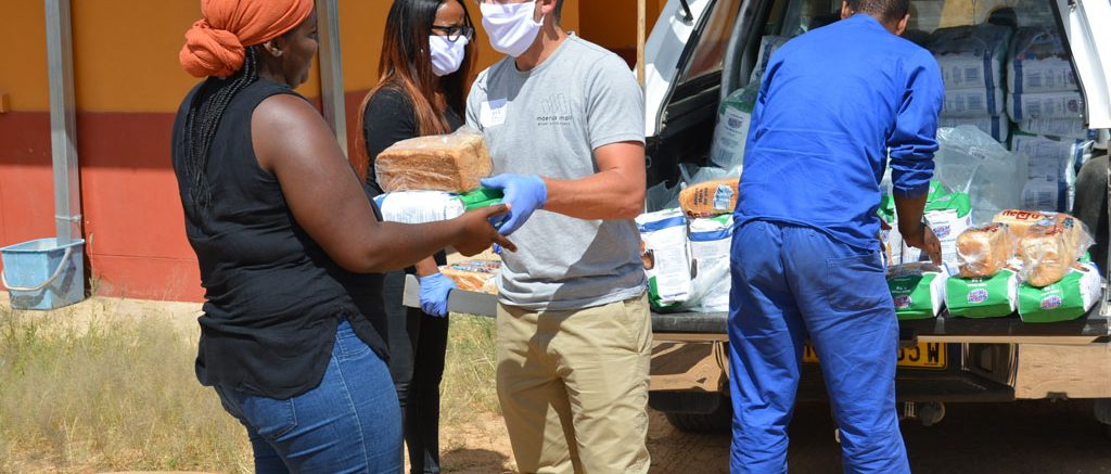 City of Windhoek Mayoral Relief Fund during the COVID-19 lockdown period